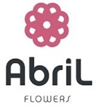 Abril Flowers logo