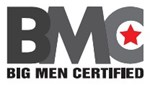 Big Men Certified logo