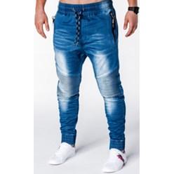 Jeansy męskie Ombre Clothing