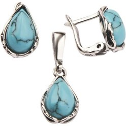 Komplet biżuterii Polcarat Design