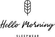 Hello Morning Sleepwear - wyprzedaże i kody rabatowe