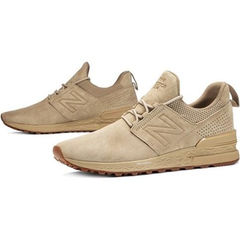 new products 9f036 edb27 Męskie buty sportowe ze skóry – to klasyk, który przetrwa wiele sezonów i  posłuży Ci również przy niekorzystnych warunkach pogodowych.