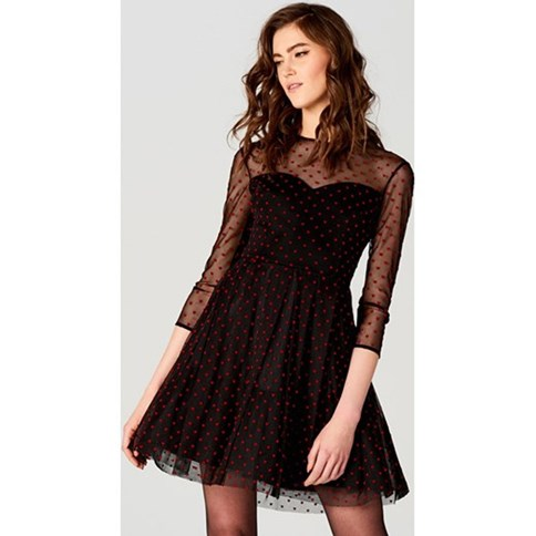 ae287af8a8 Czarna sukienka na wesele