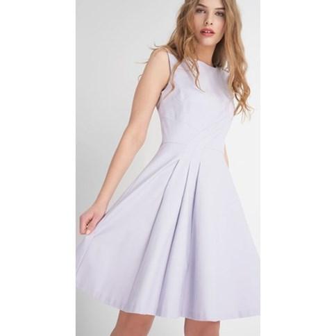 f2b7bf851c Pastelowa sukienka na komunię