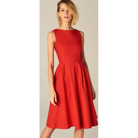 ab06562a32f9 Czerwona sukienka – jak wybrać najlepszą