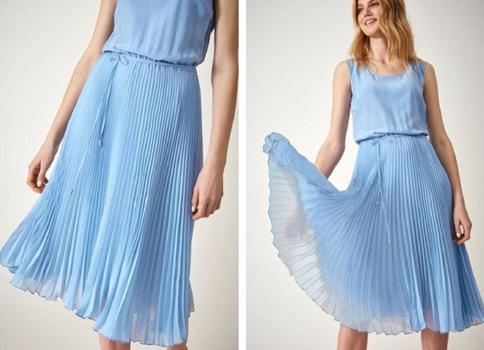 5964e0a2ae Sukienki plisowane