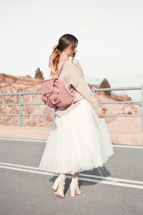 c991cf5292 Sukienki tiulowe na co dzień