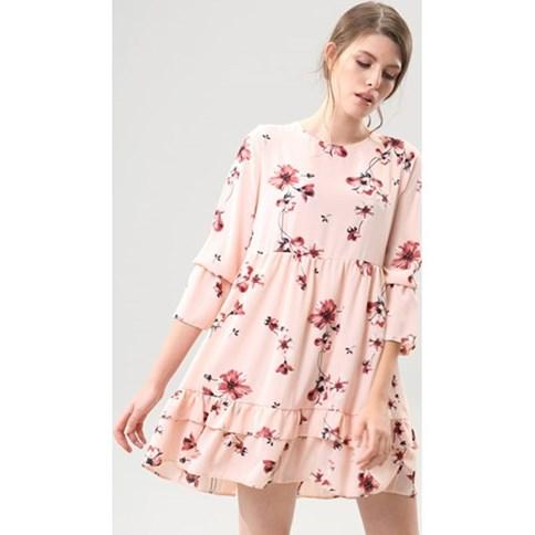 10eede5052 Zwiewna sukienka na lato