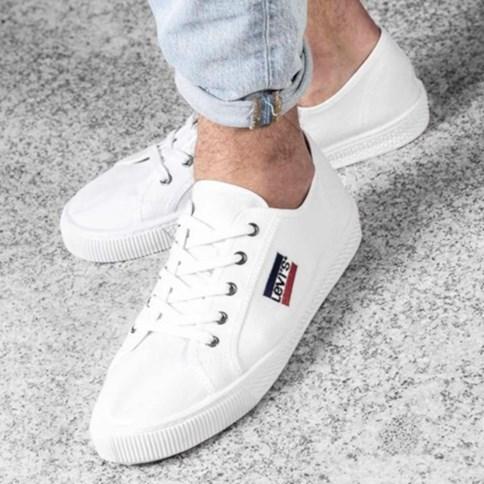 buty nike męskie trampki białe