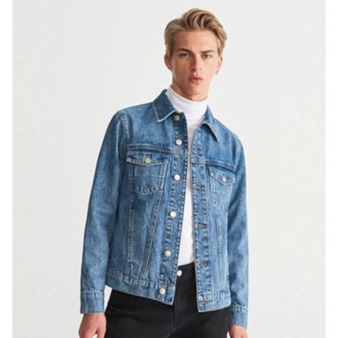30c5dd02 Kurtki męskie jeansowe, lato 2019 w Domodi