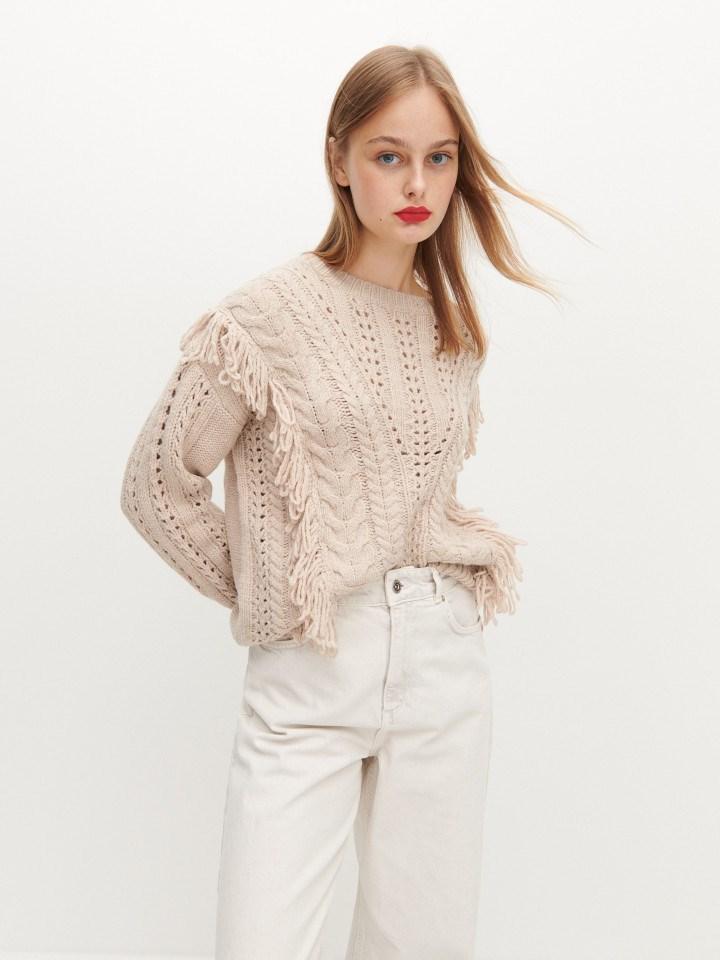 Swetry Damskie Wiosna 2021 W Domodi