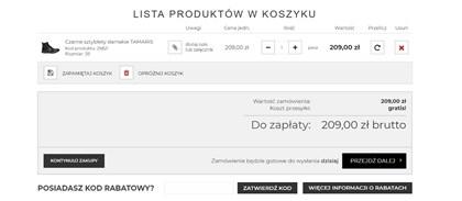 Wojtowicz Awangarda Shoes - kod rabatowy