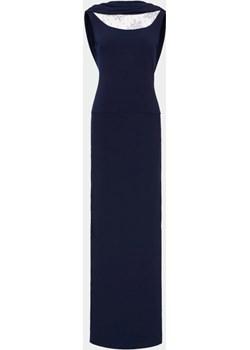Sukienka Fabia / granatowy Izabela Lapinska - kod rabatowy