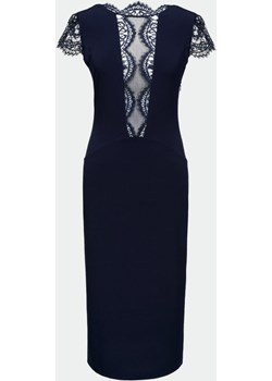 Sukienka Laura / granatowy Izabela Lapinska - kod rabatowy