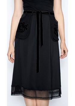 Spódnica Arlette / czarny Izabela Lapinska - kod rabatowy