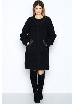 Płaszcz Anastasia / czarny Izabela Lapinska - kod rabatowy