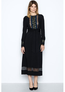 Sukienka Gloria / czarny Izabela Lapinska - kod rabatowy