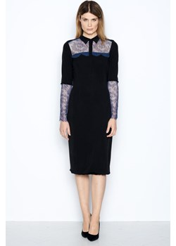 Sukienka Tamara / czarny Izabela Lapinska - kod rabatowy