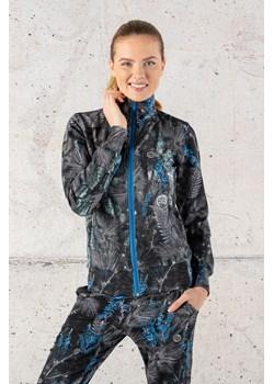 Bluza Bomberka Ze Stójką Pine Blue - NV-12L3 Nessi Sportswear Nessi Sportswear - kod rabatowy