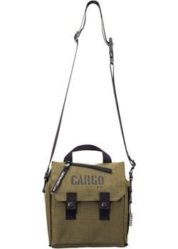 MINI PLECAK - TORBA NA RAMIĘ CLASSIC  OTAN VERT otanvert Cargo By Owee CARGO by OWEE - kod rabatowy