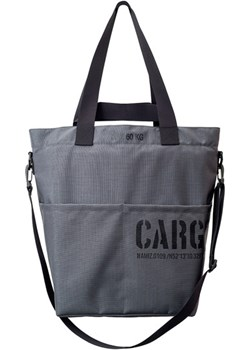 Torba medium grey z kieszeniami  grey MEDIUM  Cargo By Owee  - kod rabatowy