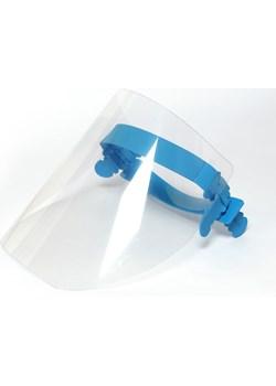 Profesjonalna przyłbica ochronna FaceShield (komfort 5/5) - Niebieski Lavel LAVEL - kod rabatowy