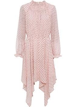Sukienka z dłuższymi bokami   bonprix bonprx - Allani - kod rabatowy