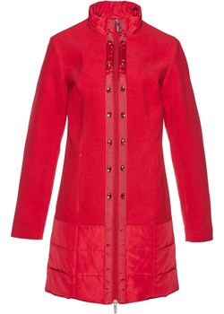 Płaszcz pikowany z ozdobnymi kamieniami | bonprix promocja bonprx - Allani - kod rabatowy