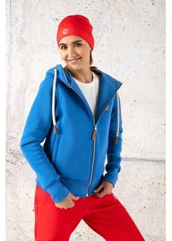 Bluza z Kapturem Bioko Blue - ORBD-50 Nessi Sportswear Nessi Sportswear - kod rabatowy