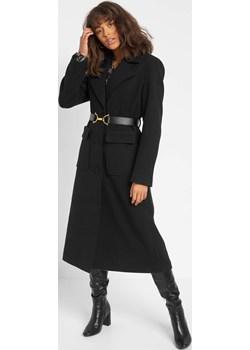 Długi płaszcz z paskiem orsay.com - kod rabatowy