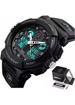 Zegarek MĘSKI SPORTOWY SKMEI 1270 datownik LED Skmei okazyjna cena iloko.pl - kod rabatowy