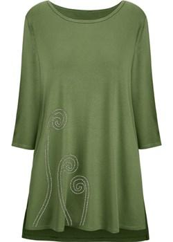 Bluzka Tunika z diamencikami kafrim.pl - kod rabatowy