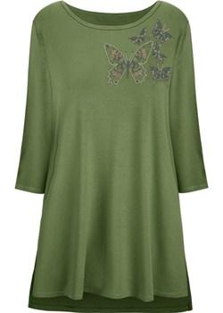 Bluzka Tunika z diamencikami Motylki kafrim.pl - kod rabatowy