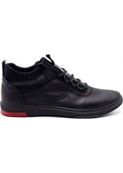 Buty męskie zimowe K27F czarne Polbut butyolivier promocja - kod rabatowy