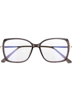 Okulary damskie  z filtrem BLUE LIGHT do komputera zerówki 2544-3 Stylion - kod rabatowy