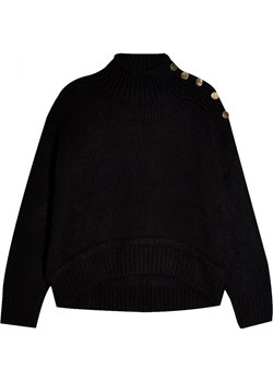 Sweter Czarny TOP SHOP 40/42 Top Shop promocyjna cena WMC - OUTLET - kod rabatowy