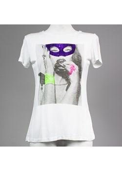 T-Shirt Damski Silvian Heach XS WMC - OUTLET okazja - kod rabatowy