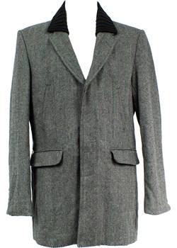 Płaszcz męski wełniany OVS 52 Ovs okazja WMC - OUTLET - kod rabatowy