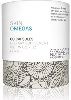 ANP Skin Omegas 60 kapsułek Anp Fontanna młodości - kod rabatowy