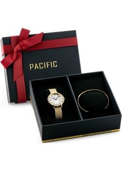 ZEGAREK DAMSKI PACIFIC X6167 - komplet prezentowy (zy663b) - Złoty Pacific TAYMA - kod rabatowy