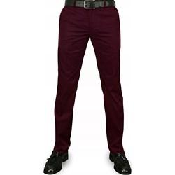 Bordowe Spodnie Modne Kolekcje 2021 W Domodi