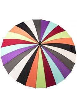 Kalejdoskop - kolorowa parasolka 24-ramienna Soake Soake Parasole MiaDora.pl - kod rabatowy