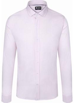 Koszula męska w kratkę Różowa Rokado Piza Rokado Rokado - kod rabatowy
