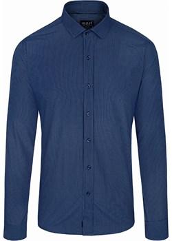Koszula męska w kratę Niebieska Rokado Bergamo Rokado Rokado - kod rabatowy