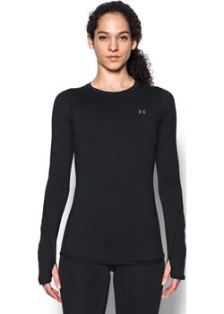 Czarny T-shirt sportowy Under Armour Crew czarny Under Armour Astratex - kod rabatowy