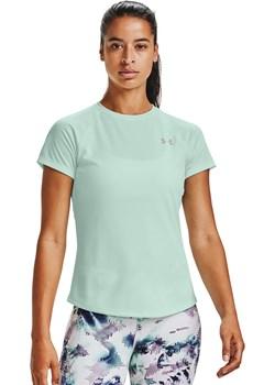Zielony T-shirt sportowy Under Armour Speed zielony Under Armour Astratex - kod rabatowy