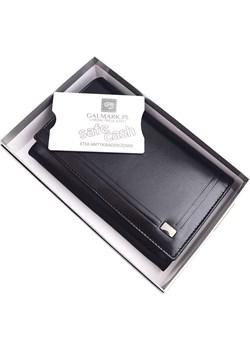 Portfel damski skórzany ROVICKY CPR 001 BAR C czarny Rovicky czarny Galmark - kod rabatowy