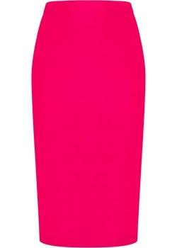 Spódnica amarantowa Tomasz Sar   - kod rabatowy