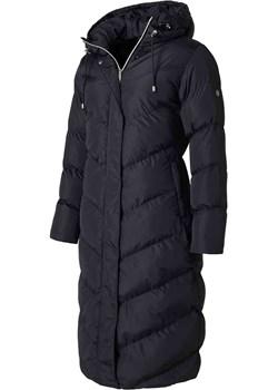 SAKI PEGGY 110 cm - Czarny płaszcz wykonany w 100% z materiałów ekologicznych. Saki cordon.pl promocyjna cena - kod rabatowy
