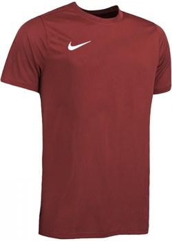 NIKE Koszulka Treningowa Męska DRI-FIT PARK VII Bordowa Nike darcet - kod rabatowy